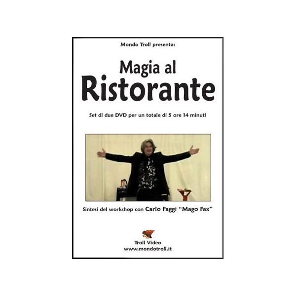 DVD Magia al ristorante