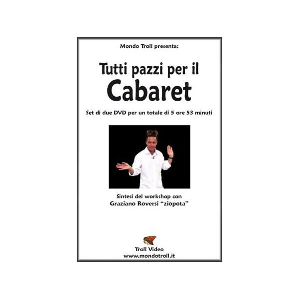 DVD tutti pazzi per il cabaret