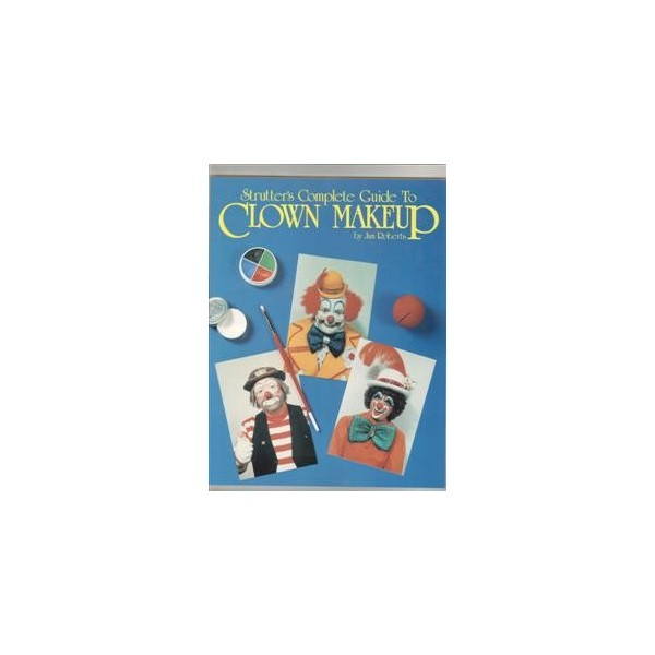 Libro   complete guide to clown makeup