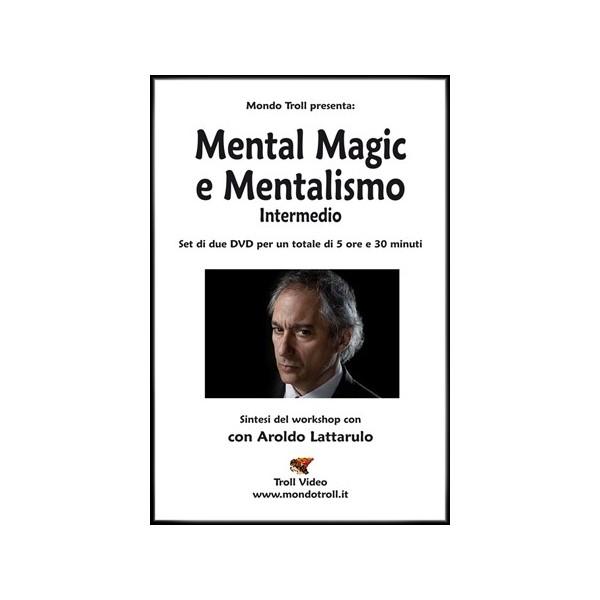 DVD Mental Magic e Mentalismo - Intermedio