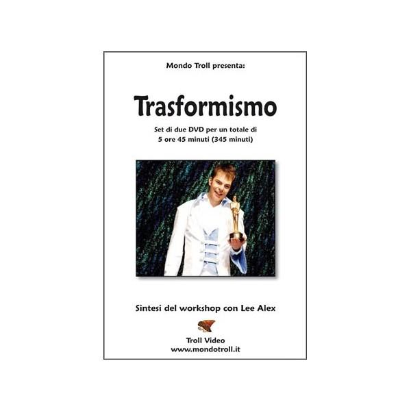 DVD Trasformismo con Lee Alex