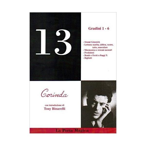 13 gradini al mentalismo vol. 1 (Gradini 1-6)