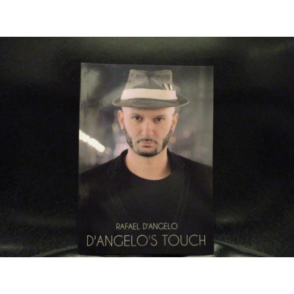 D'Angelo's Touch - Libro + 15 Downloads