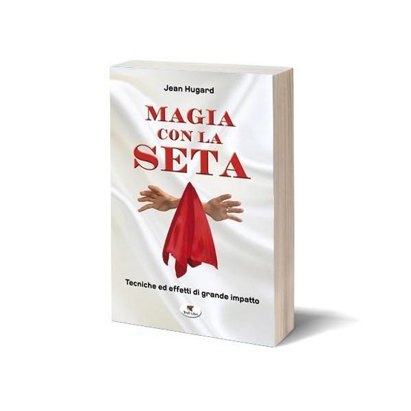 Libro Magia con la Seta