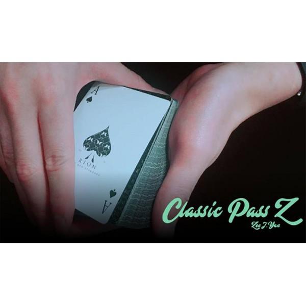 Classic Pass Z By Zee (DVD + PDF)