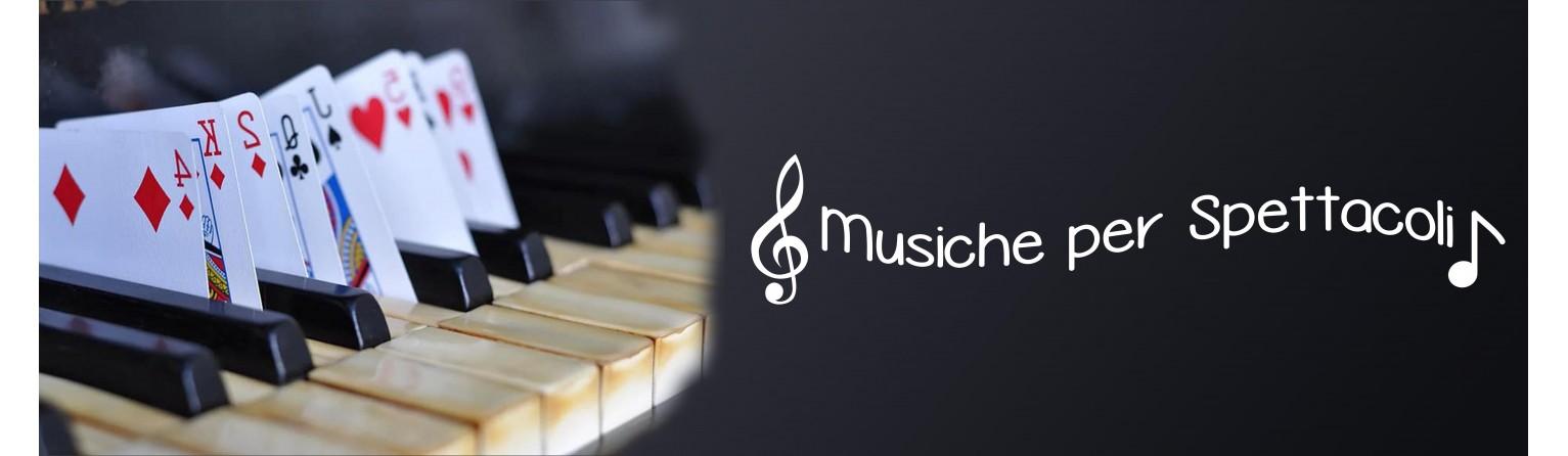 musiche per spettacoli