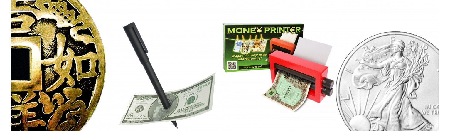 monete e banconote giochi