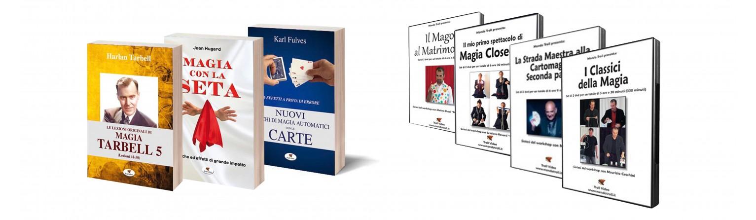 Libri - Video Cartomagia   Festival Magia Giocoleria   acquista online