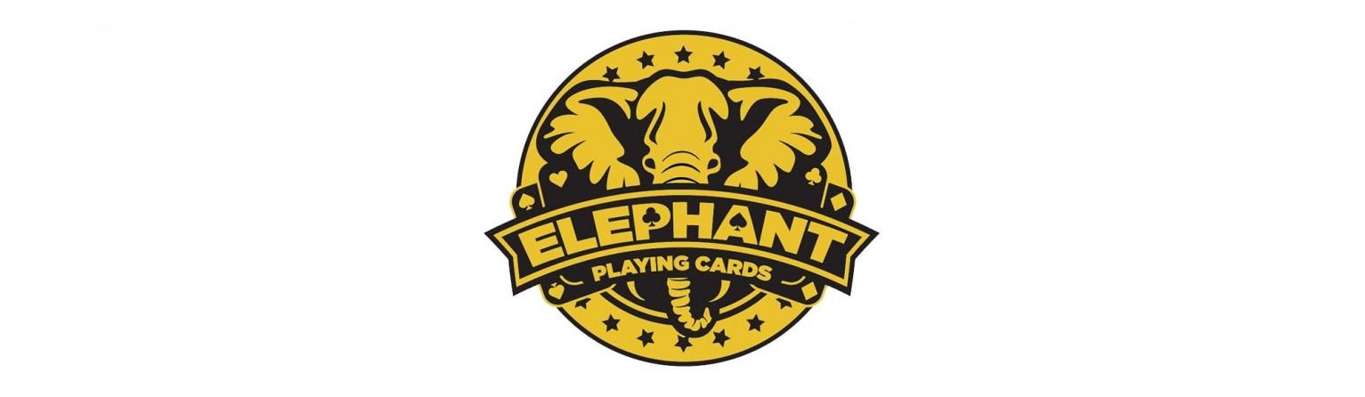 Carte da collezionale: Elephant Playing Cards