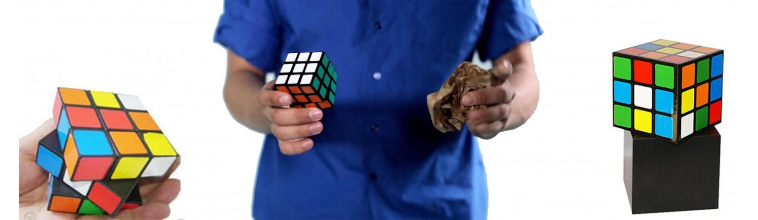 Cubomagia - Giochi con i cubi
